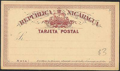 2 centavos brown post card TS736