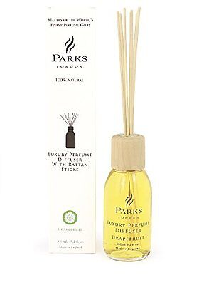 Parks London-Diffusore di fragranza per casa, 200 ml, fragranza pompelmo (k7O)