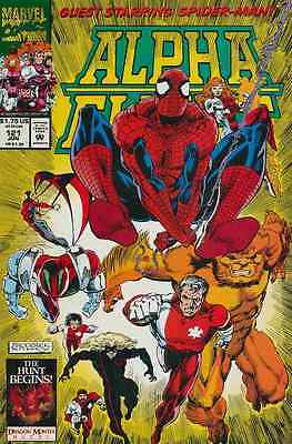 Alpha Flight (1st Series) (1983) #121   VF/NM