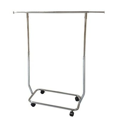 Commercial Grade Garment Clothes Rack - Salesman Rack RACK-RCS-MINI