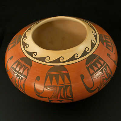 Dawn Navasie, Hopi Pot, From Famous Family of Potters