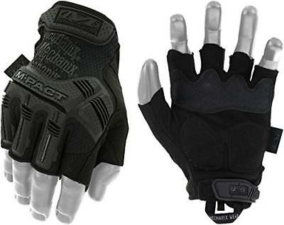 Mechanix Wear M-Pact, Guanti senza dita Covert Uomo, nero, M (i1X)