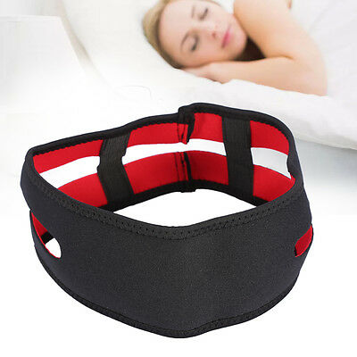 Stop Snoring Chin Strap Snore Belt Anti Apnea Jaw For a goog Sleep Support Aid