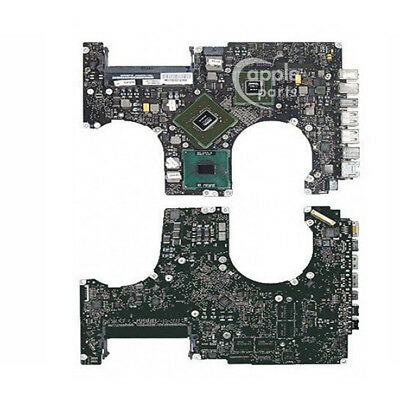 " Apple MacBook Pro Unibody 15"" A1286 2008 2.66GHz Logic Board 820-2532-A"