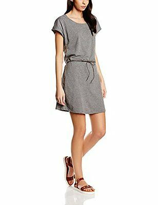 FORVERT – Dress Karla, Donna, Dress Karla, grigio, S (X7F)