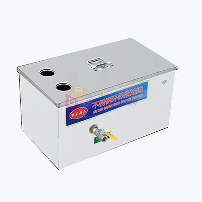 High Quality Stainless Steel  Grease Trap Interceptor for Restaurant Kitchen