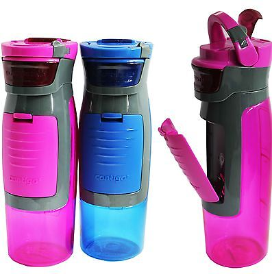 Contigo 700ml Kangaroo autoseal water drink bottle
