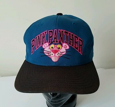 The Pink Panther Vintage Snapback Annco Embroidered Adult baseball Cap Hat