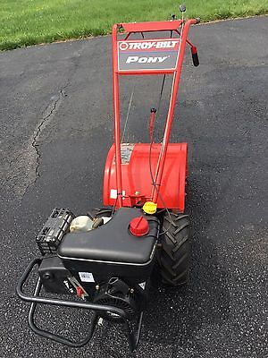 Rotary Tiller - Troy-Bilt Rear Tine.   Used a few times.  Model 663