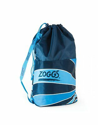 Zoggs Junior Waterproof Lightweight Dry Compartment Swimming Duffle Bag