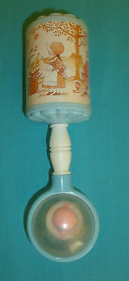Vintage Baby Musical Rattle uSui Japan
