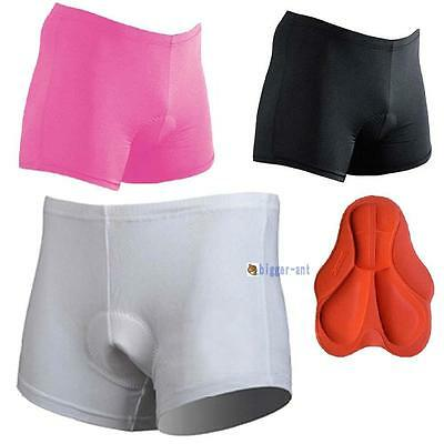 New Style Cycling Underwear Gel 3D Padded Bike/Bicycle Shorts/Pants M-3XL #4