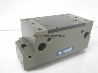 PGN1601 SCHUNK Pneumatic Parallel Griper 370104 (Used)