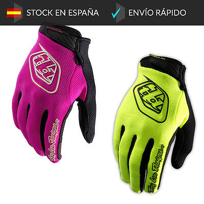 Guantes TLD Troy Lee Designs Air Moto MX Motocross Enduro Offroad ATV MTB Bici