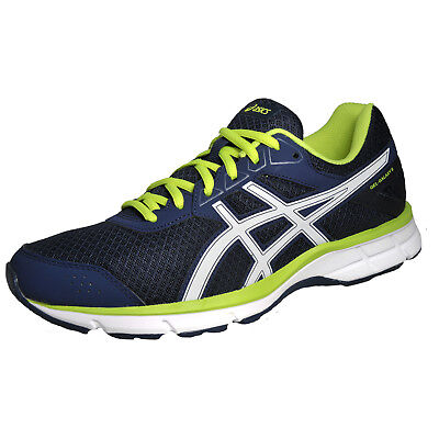 Asics Gel Galaxy 9 Mens Running Shoes Fitness Gym Trainers Indigo Blue New In 20