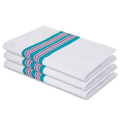 BABY INFANT HOSPITAL RECEIVING BLANKETS 100% COTTON WARM BLANKETS, 30x40 - 4 PK