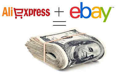 Make Money Online with eBay + Aliexpress Guide | Earn $1000's / Month