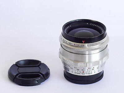 Carl zeiss FLEKTOGON 2.8 35mm m42 great condition