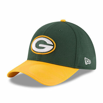 los angeles c0af9 eb230 Green Bay Packers New Era 39THIRTY NFL Sideline Men s Fitted Cap Hat -  Size  S
