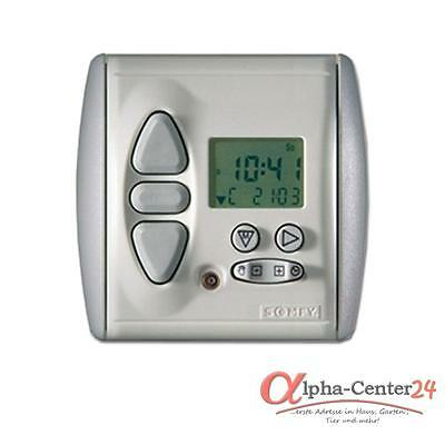Somfy Chronis RTS L DCF Comfort Radio Shutter Automatic Timer Brightness auto