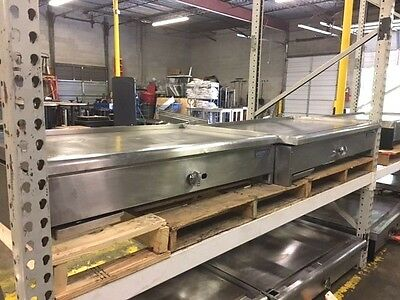 Imperial Model Ity - 48 Teppan Yaki Hibachi Grill/griddle   #11542,43