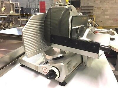 Bizerba Vs12F Manual Vertical Slicer W/ Sharpener       #11719