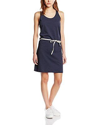 FORVERT – Dress Kaethe, Donna, Dress Kaethe, blu navy, M (L3h)