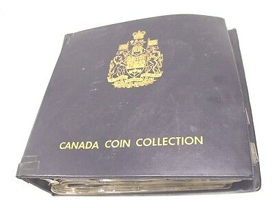 Coin Album - Binder of American and Canadian Coins - GREAT START FOR COLLECTORS
