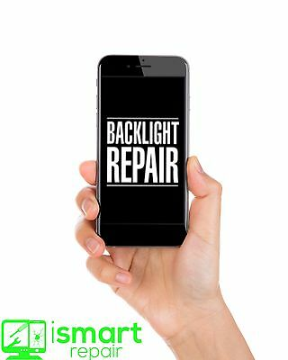 Apple iPhone 6S/6S+ Plus Half/Backlight Repair Mail-in Service