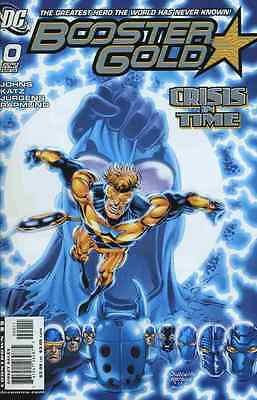 Booster Gold (2nd Series) (2007) #0   VF/NM