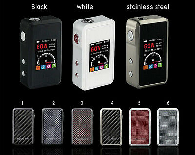 SMY 60 TC Mini Temp Control Box Mod+ free battery
