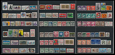 Stamps of Germany,  used, Brands from albums great lot (BR 2)