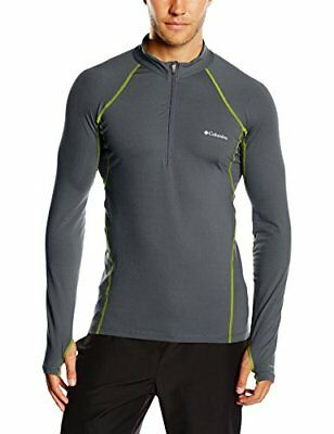 Columbia Midweight Stretch Long Sleeve Half Zip Intimo Termico, (E8x)