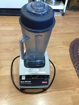 Vitamix Drink Machine 2-speed Timer Commercial Blender VM0100A w/64 oz Container