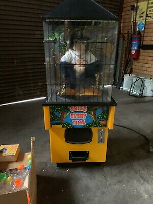 Vending Machines For Kids Toys Talking Monkey X 3 With Accessories Toys & Parts