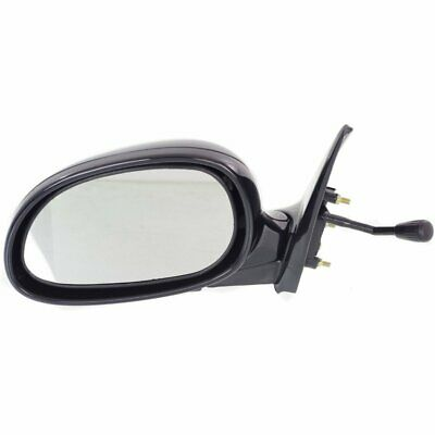 New Mirror Driver Left Side LH Hand HO1320102 76250S02A25ZB Coupe for Civic