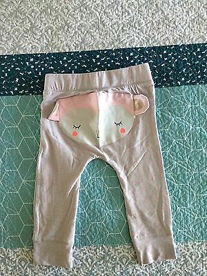 Cotton On Baby Girls Track pants Size 18 - 24 Months