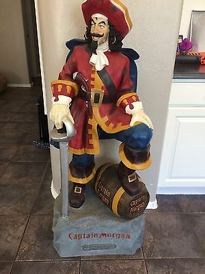4ft CAPTAIN MORGAN Display STATUE