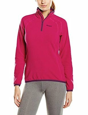 Pullover Bergans Ombo Lady Half Zip, Donna, Pullover Ombo Lady Half Zip, (s5j)