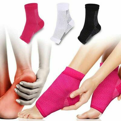 3pair Plantar Fasciitis Heel Arch Pain Relieve Compression Sock Foot Sleeve
