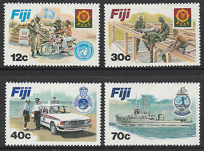 Fiji - 1982 Disiplinary Forces - Muh