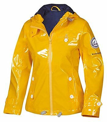 Marine piscina Cannes Jacket giacca da donna RR Friesen, Yellow, S, (y8y)