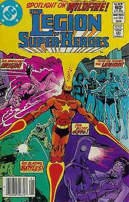 The Legion of Super-Heroes (2nd Series) (1980) #283   VF/NM