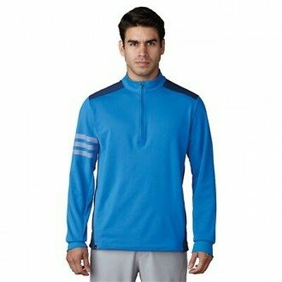 Adidas Competition Giacca con zip da Golf, Uomo, UOMO, Competition, blu, (v4q)