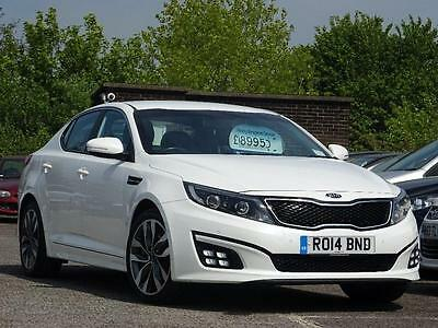 2014 KIA Optima 1.7 CRDi 2 4dr (ISG)