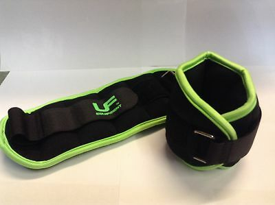 Ultimate Fitness Ankle and Wrist Weights