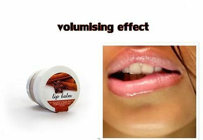 Hristina Lip Balm Booster With Cinnamon For Extreme Plumper Volume Lips 30 ml
