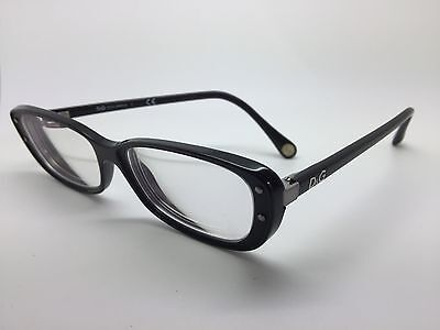 DOLCE AND GABBANA D&G Used Designer Glasses Eyeglasses Frames