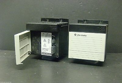 1756-PA75R ControlLogix Allen Bradley Redundant Power Supply Rack Chassis PLC