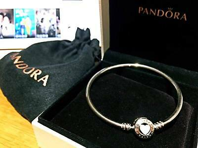 Pandora 2017 Silver Limited Edition Mothers Day Bracelet 17cm New in box